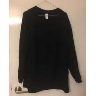 Soft Long Knit Sweater
