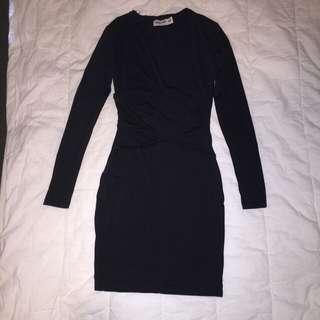Black Dress Size Xs Make Offer