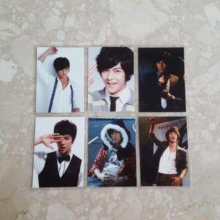 #Huat50Sale Jiro Wang Photo cards