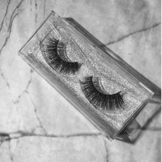 Beautiful mink eyelashes  ♡