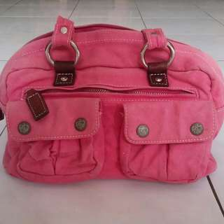 Marcs Baby Doll Pink Bag