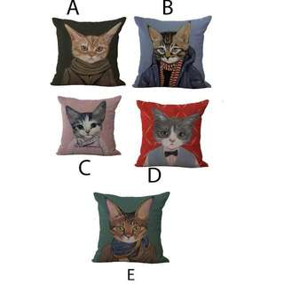 PC7 Canvas Pillowcase 43CM X 43CM