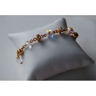 GOLD PLATED BRACELET RRP:$98.95