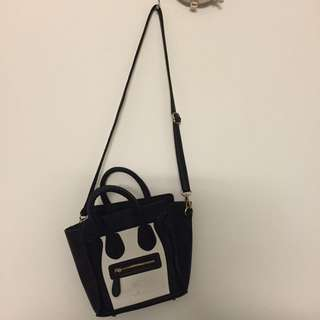 Celine inspired Crossbody Bag