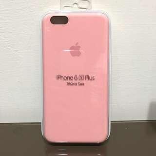 Iphone6s 5.5蘋果原廠公司貨~矽膠手機保護殼/軟殼