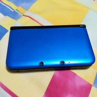 3ds Xl Blue With 3 Games