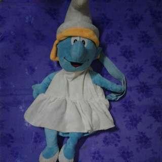 Tas Boneka Smurf