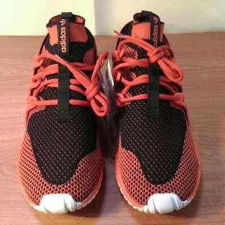 Adidas Originals Tubular Nova Primeknit Trainers In Red