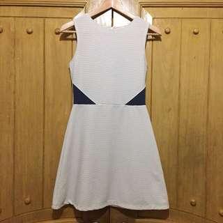 GTWFab Simple Striped Dress