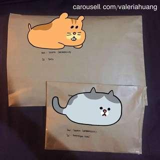 [TRUSTED] Bukti pengiriman paket