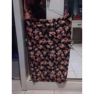 Flower Skirt Forever21