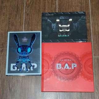 BAP Albums