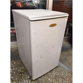 【Star 3C 】National 電冰箱 NR-120RD 95公升 單門小冰箱