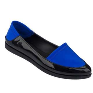 Melissa Shoes Space Sport Black Indigo Blue