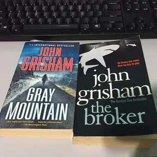 John Grisham Books for Sale!