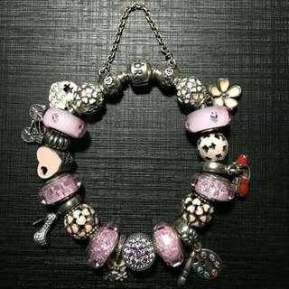 Pandora Bracelet :)