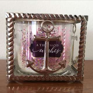 Bath and body Works Candle Holder