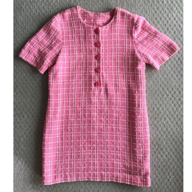 60's Style Handmade Dress