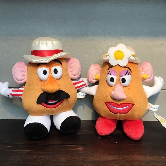 蛋頭先生蛋頭夫妻玩具總動員娃娃蛋頭哥