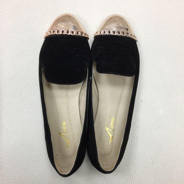 韓版莫卡辛鞋