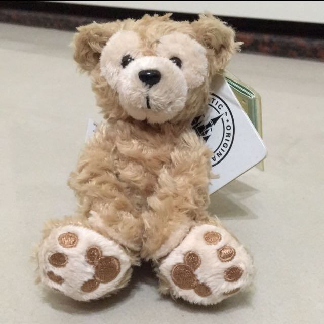 香港迪士尼限定版達菲熊