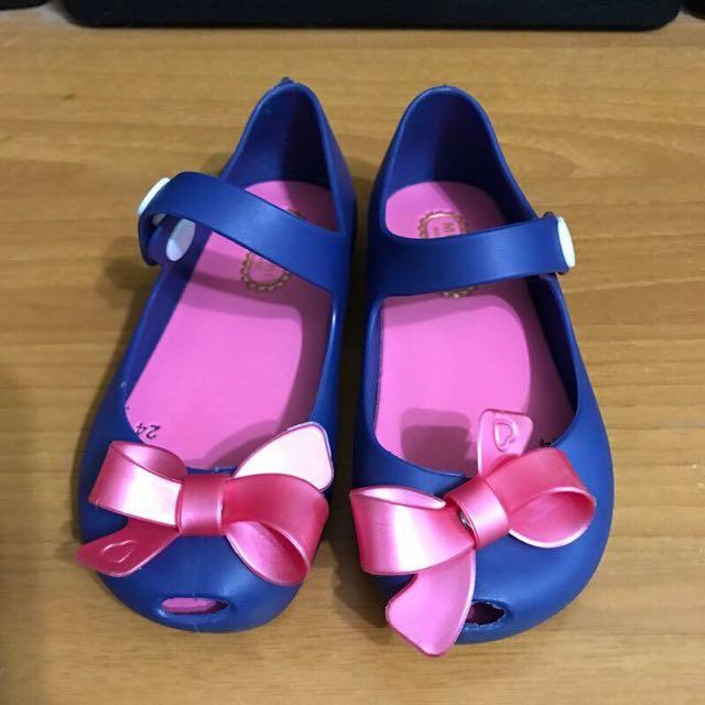 蝴蝶結娃娃鞋 類似Melissa