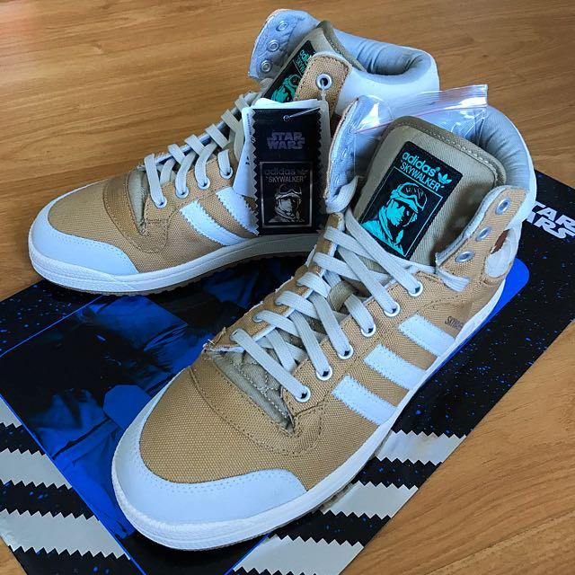 muchos de moda buena textura nuevos productos calientes Adidas X StarWars