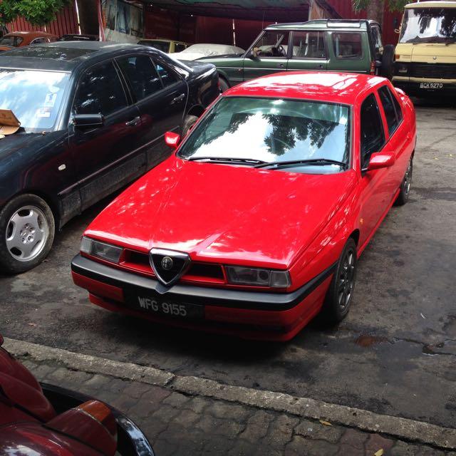 Alfa Romeo 155, Cars, Cars For Sale On Carousell