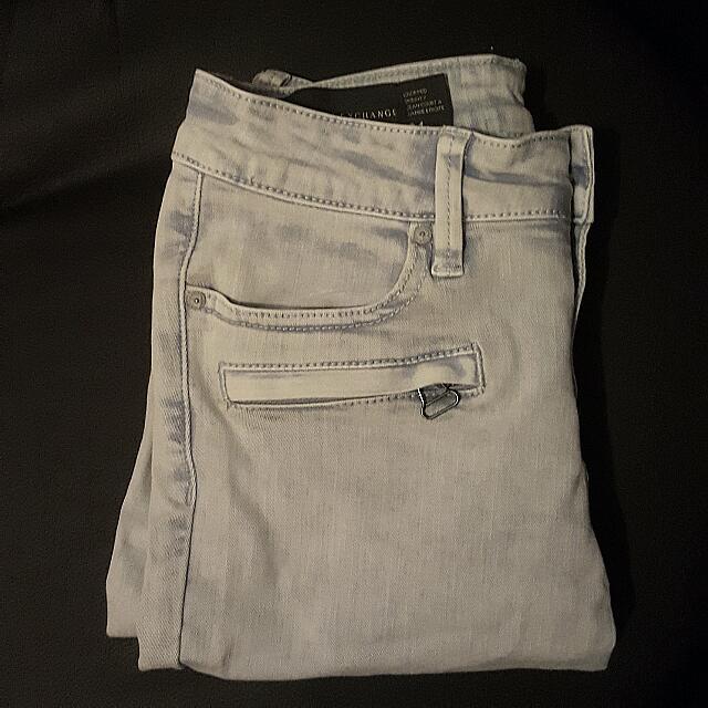 Amarni Exchange Light Blue Jeans