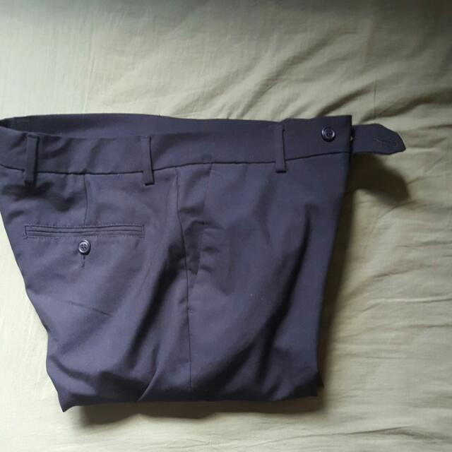 ASOS Slim Smart Cropped Pants