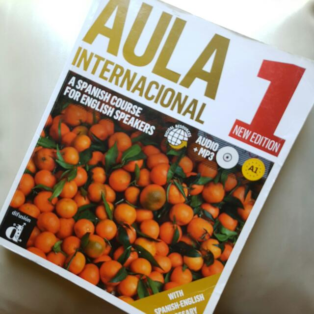 Aula Internacional 1 (A Spanish Course For English Speakers)