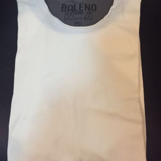 Baleno White Shirt