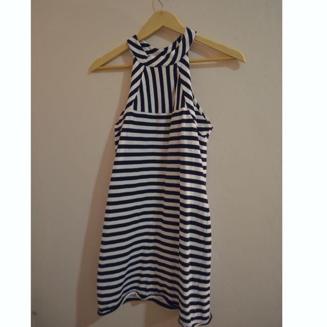 Bec and Bridge Striped Dress