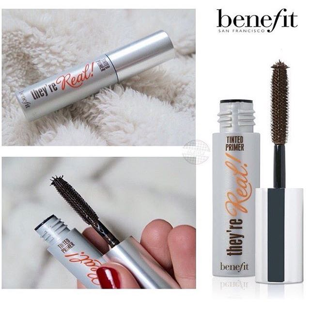BENEFIT THEY'RE REAL! Tinted LASH Primer (Travel size 3gr)