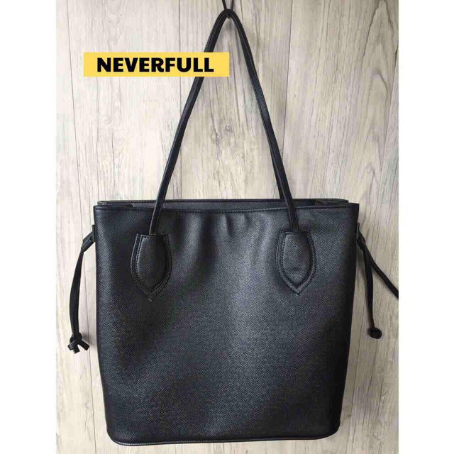 Black Marikina Bag Brand New