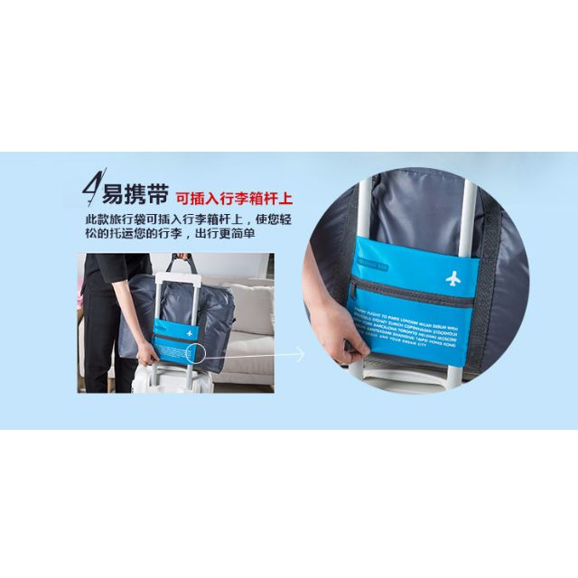 c4d578b0e63 BN Travel Luggage Bag Big Size Folding Carry-on Duffle bag Foldable Travel  Bag  Free Shipping