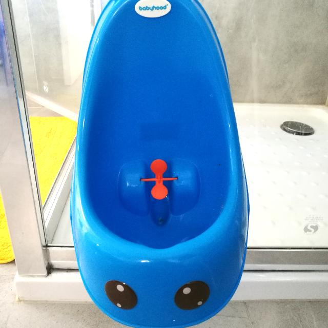 boy toilet training