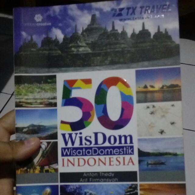 Buku 50 Wisdom Indonesia