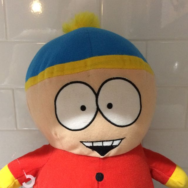 Cartman South Park Plush