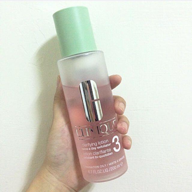 倩碧CLINIQUE 三步驟溫和潔膚水3號200ml大容量