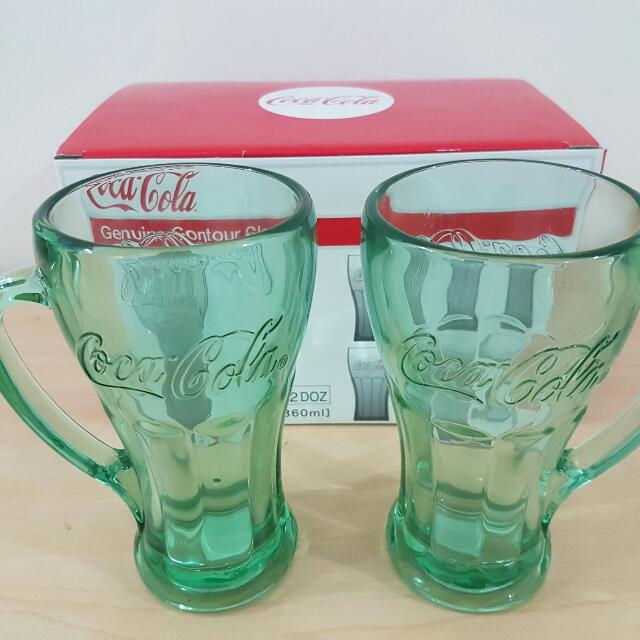 Coca Cola Mug With Handle Everything Else On Carousell