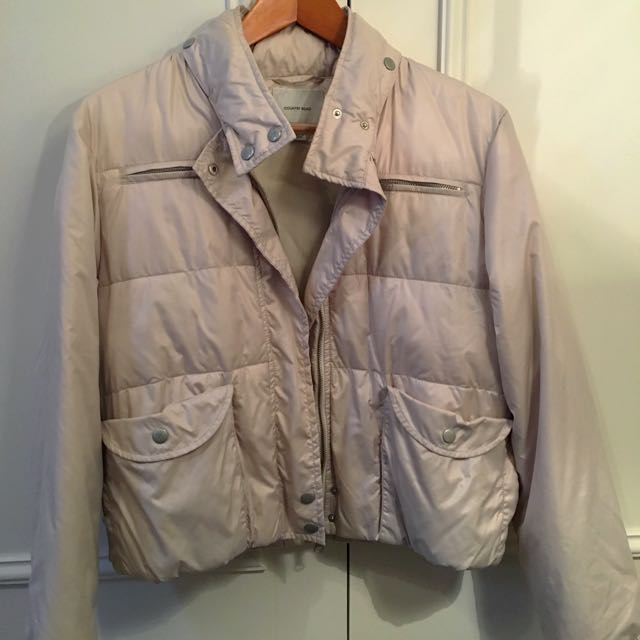Country Road Puffer Jacket