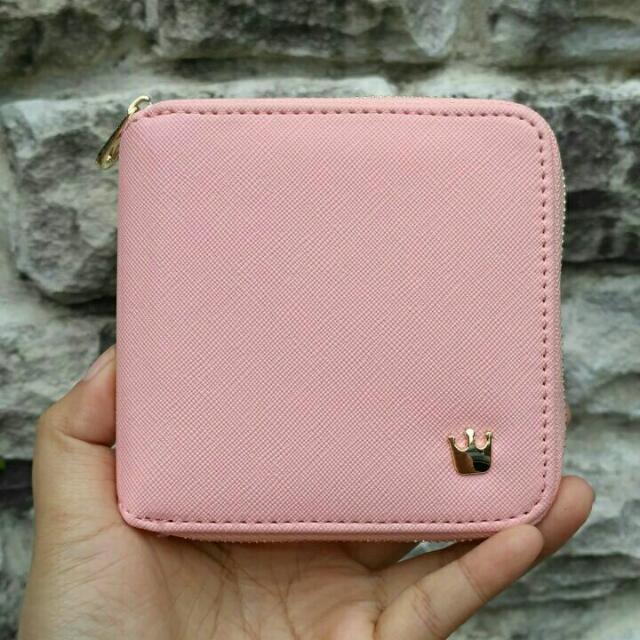 Crown Wallet by Jims Honey