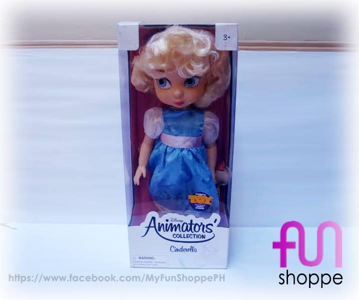 Disney Animators' Cinderella Doll