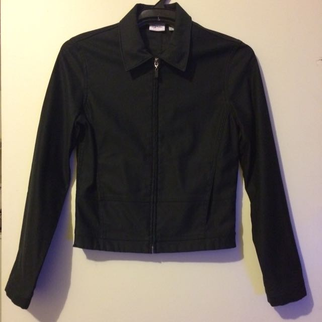 Esprit Black Jacket (Size XS)