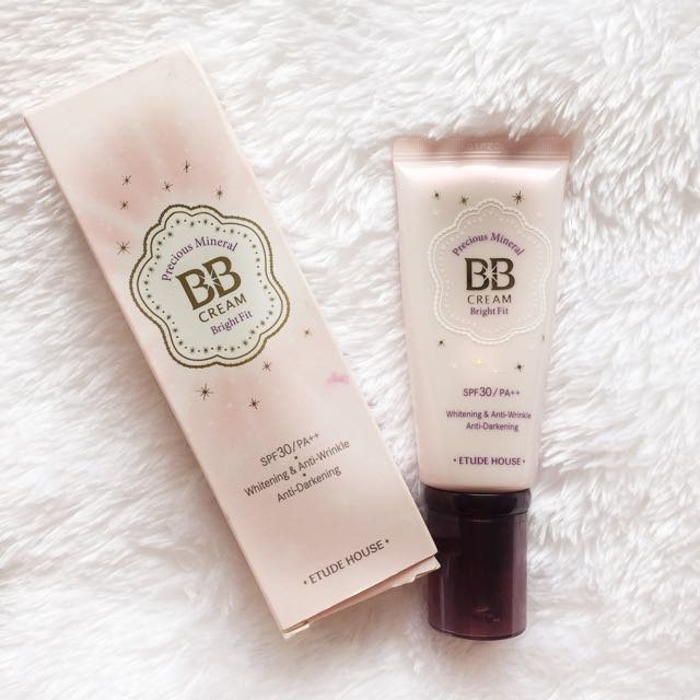 ... Blooming Fit Whitening Anti Wrinkle & Anti Source ETUDE HOUSE PRECIOUS MINERAL Beautifying Block BB Cream