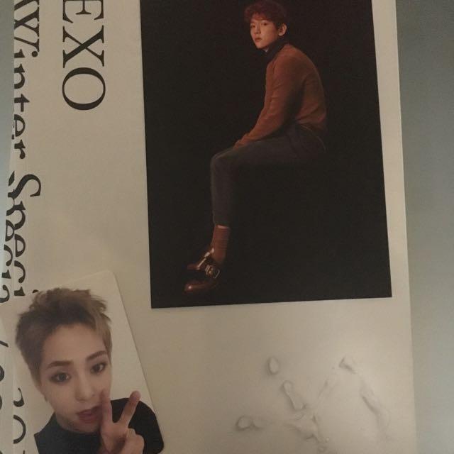 Exo For Life Winter Album