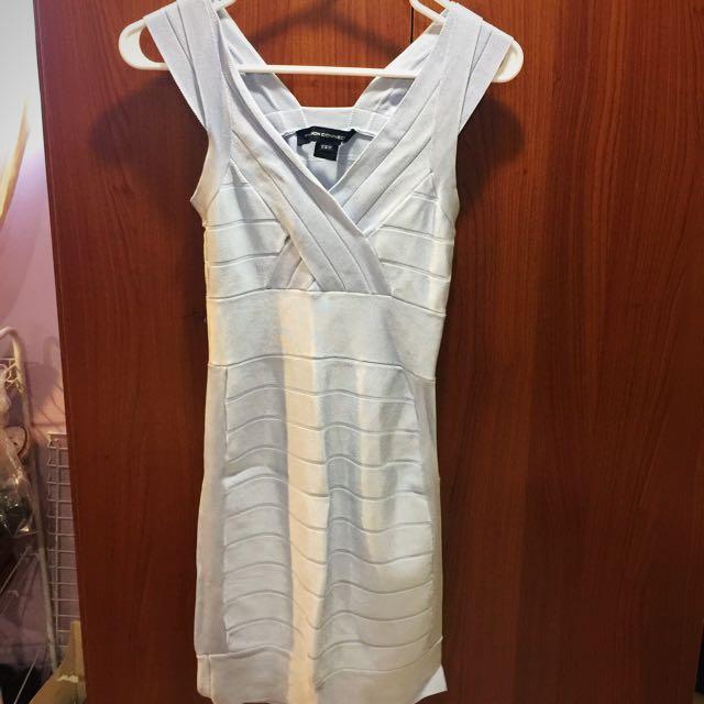 FCUK Bandage dress Size UK 4