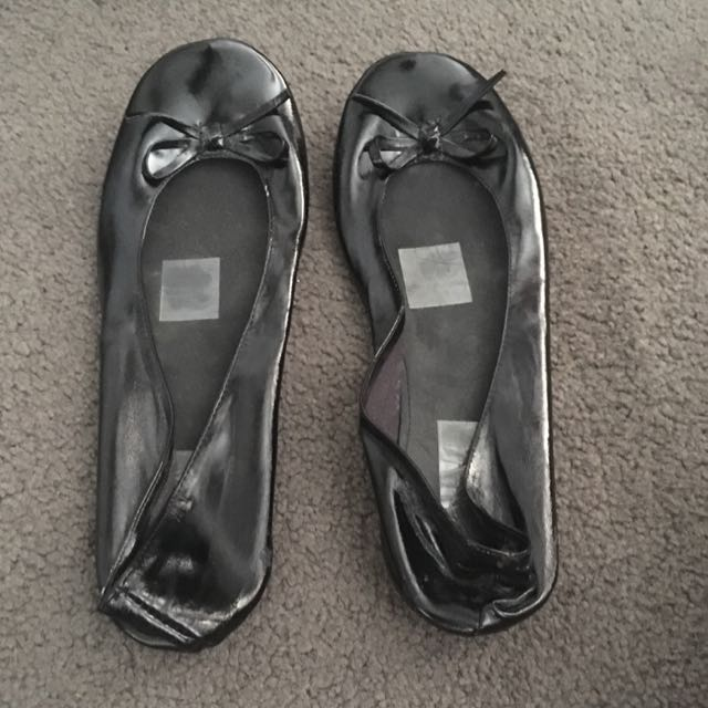 Foldable Flats Novo Size 8-9