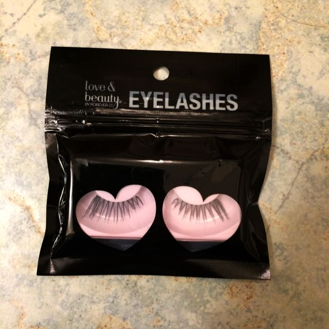 Forever 21 Fake Lashes
